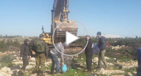 هل بدأت اسرائيل بتوسيع نشاطها الاستيطاني في جنين؟