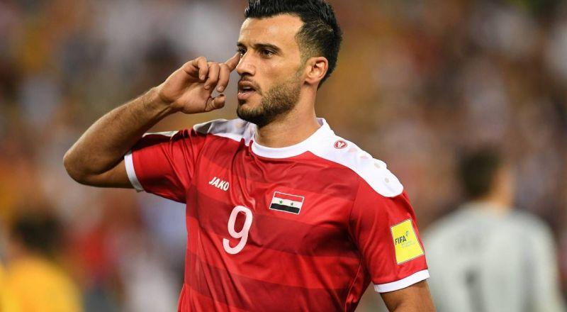 السوري عمر السومة يسجل هدفا بطعم العلقم