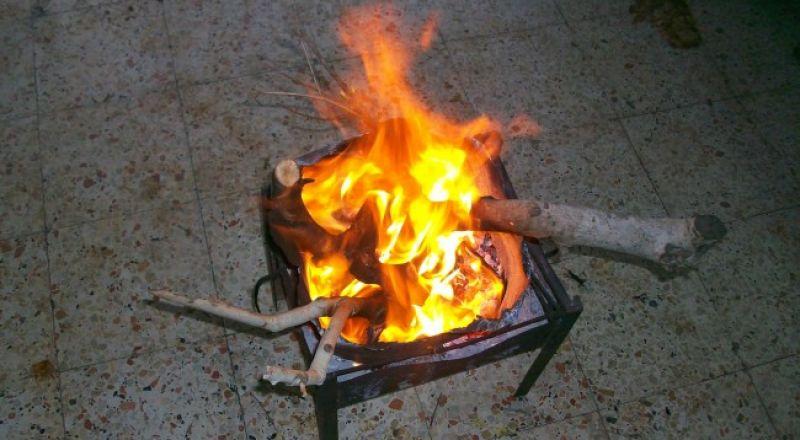 في حيفا .. أوقدا كانون نار داخل المنزل، فتدهورت حالتها جراء استنشاق الدخان السام
