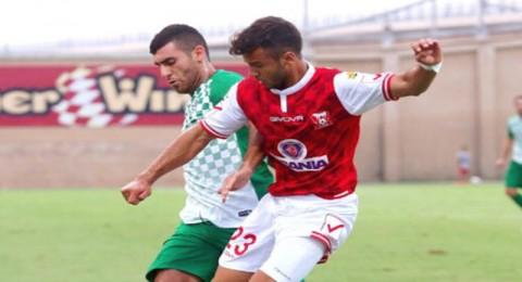 محمد بدارنة يسجل اولى اهدافه في فريق هـ العفولة