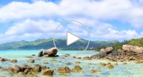 جزيرة سيشل: الجرانيت والمرجان تغازل الرمال الناعمة