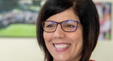 تهنئة بانتخاب ابنة حيفا مرغريت كرام رئيسة عامة لحركة
