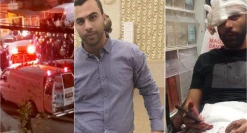 اعتقالات في طمرة .. وشاب قد يفقد عينه بسبب رصاص الشرطة، ومطالبة بإلغاء
