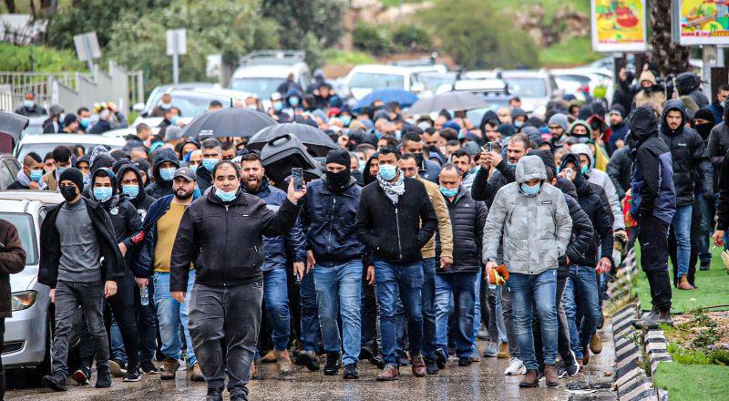 ردود فعل غاضبة في مدينة ام الفحم بعد تصريحات قائد الشرطة حول مستوى المعيشة وعلاقته بالاجرام