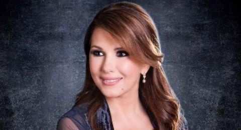 ماجدة الرومي في رسالة إنسانية مؤثرة من مصر