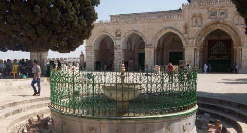 الشرطة: بمناسبة ذكرى الاسراء والمعراج .. المسلمون فقط يدخلون المسجد الأقصى