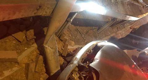 ام الفحم: إصابتان في حادث طرق على المفرق