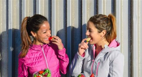 بعد التمرين.. هذه الأطعمة تعيد الطاقة لأجسامكم