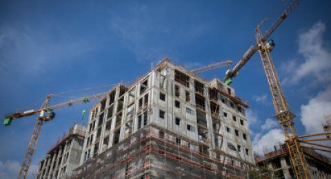 ألف عامل بناء من اوكرانيا في طريقهم للعمل في إسرائيل