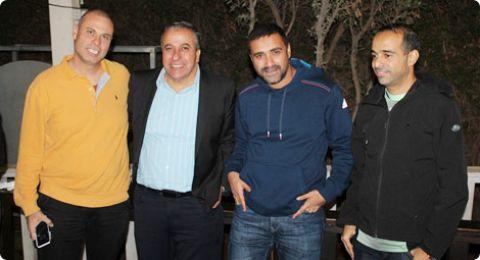 كفر قاسم - السيد نكسون فريج يقدم إستقالته من إدارة نادي الشعاع ...