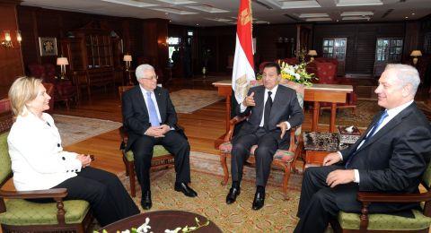 مبارك: اسرائيل اشترطت اعتراف سوريا بها لاسترداد الجولان