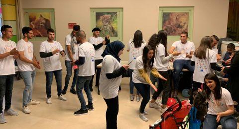 ضمن برنامج يوم العطاء: مهرجان الطفولة في مركز