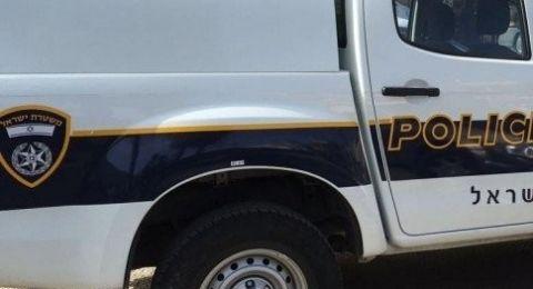 شجار عنيف في شفاعمرو وتحطيم دورية شرطة
