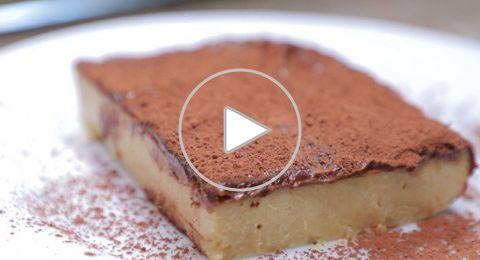 كعكة باردة في 5 دقائق بطريقة سهلة