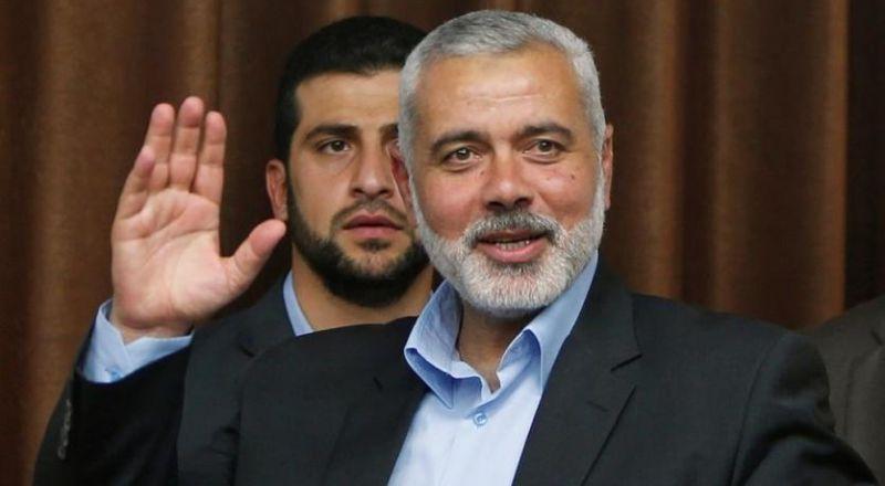 هنية: حصلنا على إجابات إيجابية من إسرائيل وهناك ثلاثة مسارات