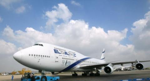 حركة الرحلات الجوية في مطار بن غوريون تشهد بعض التشويشات