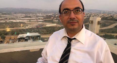 إصابة مساعد النائب أبو شحادة بالكورونا .. وطاقم مكتبه يدخلون إلى حجر صحي