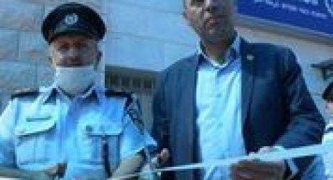 الشرطة تفتح مقرًا لها في كفرمندا