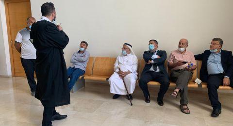 حيفا: المركزيّة تناقش ملفّ هدم بيوت عبد الغني من ام الفحم ولا قرار بعد