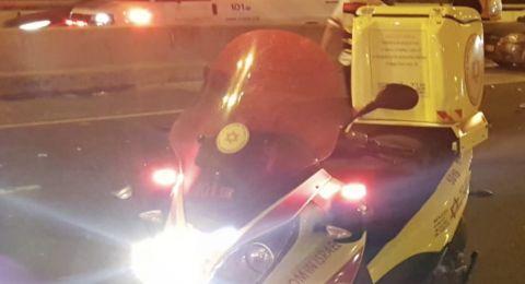 شقيب السلام: إصابة خطيرة لشاب اثر تعرضه لإطلاق نار