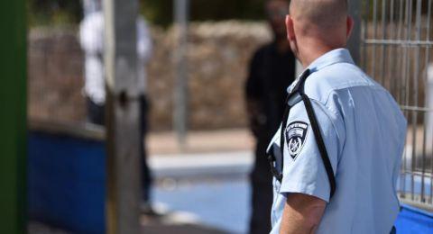 اعتقال طالب 16 عامًا بشبهة التجارة بالمخدرات في مدرسته بمنطة الجليل الغربي