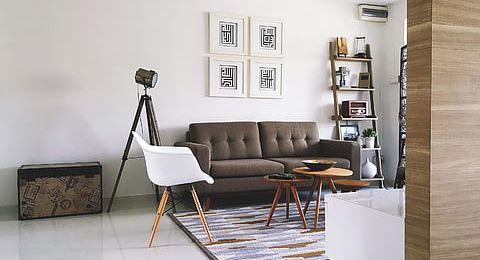 نصائح ديكور لتعليق اللوحات والصور على الحائط