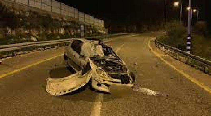 يافا: حادث طرق يودي بحياة الشاب ابراهيم غانم (18 عاما)
