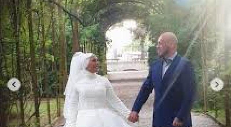 المقاتل النمساوي ويلهلم يعلن زواجه على الطريقة الإسلامي