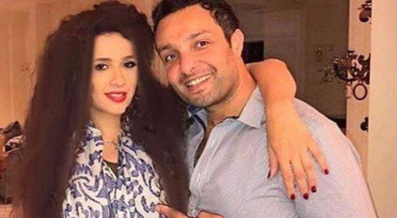 بعد خلاف.. شقيق ياسمين عبد العزيز يرسل لها رسالة بالفيديو ثم يحذفها