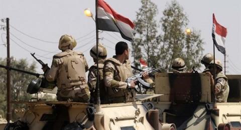 الجيش المصري يعلن قتل زعيم داعش في سيناء