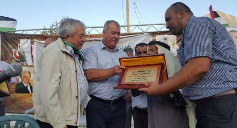 بركة يدعو لمحاكمة قادة الاحتلال القتلة الأساسيين في قضية محرقة عائلة دوابشة