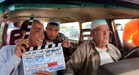 """طارق العلي يتناول الفول المصري ويرقص على أغنية """"الحشيش"""""""