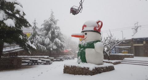 الأمطار تستمر اليوم .. وتعود بنهاية الأسبوع، وثلوج في جبل الشيخ .. إليكم التفاصيل