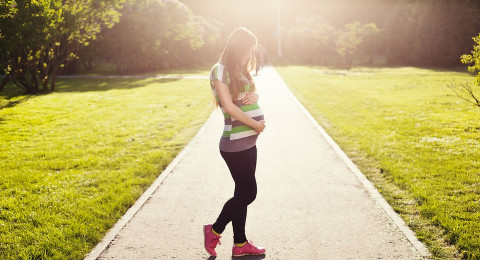 هل على الحامل الامتناع عن الرياضة؟