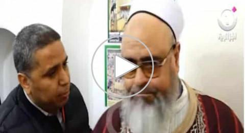 """داعية جزائري يهاجم باحثين اعتبروا القرآن الكريم """"تراثاً"""" وينسحب من ندوة حوارية"""